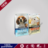 Custom Printed Resealable Food Grade Aluminum Foil Dog Food Packaging Bag