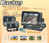 Farm Camera Monitor Systems of Combine Harvester Agricultural Vision