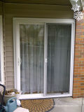 Eco Friendly Thermal Break Aluminium Sliding Exterior Doors