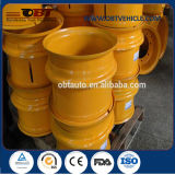 3PCS and 5PCS Forklift Wheel Steel Ort Wheel