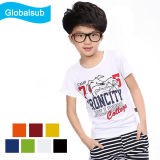 Dye Sublimation Printing Cotton Shirts for Children