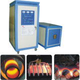 Supersonic Frequency 80kw Induction Heating Metal Forging Machine