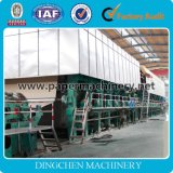 1575mm Waste Paper Recycling Machinery for Corrugated