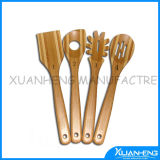 100% Bamboo Eco-Friendly Wooden Spoon Tasting Spoon