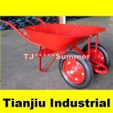 Two Wheels Wheelbarrow Wb6411