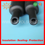 Black 3: 1 Heat Shrink Thermofit Adhesive Cable Sleeve