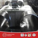 Steel Tee Carbon Steel Pipe Fitting Equal Tee