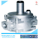 aluminium body gas valve, silver colour gas regulator BCTNRV01
