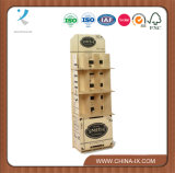 Retail Wooden Display Stand for Wine