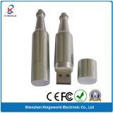 Stylish Metal Bottle USB Flash Drive