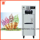 Commercial Rainbow Soft Ice Cream Making Machine