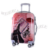 New Design Good Material PC Travel Trolley Luggage