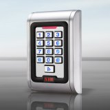 Anti-Vandal Waterproof IP68 Standalone Access Control with 125kHz/13.56MHz S100em/Mf