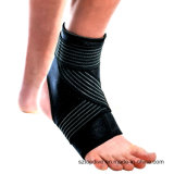 Helps with Ankle Strains and Warm Muscles Heat Neoprene Brace Ankle Support