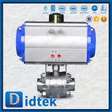 Didtek Sw F316 Electric Actuator Ball Valve