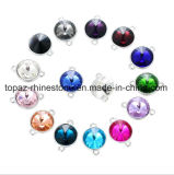High Quality Crystal Jewelry Satellite Rhinestones Necklace of Fancy Stone for Crystal Diamond Accessories