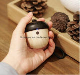 Mini Cute Nuts Portable Bluetooth Stereo Speaker
