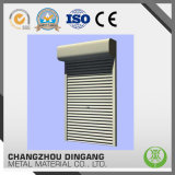 Prepainted Aluminum Product Used for Roller Shutter Door Window