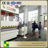 China Vacuum Hydraulic Vulcanized Rubber Machine Factory
