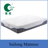 SL1708 Gel Memory and Pocket Spring with Foam Encased Mattress