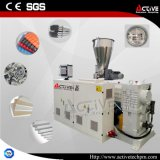 High Capacity Conical Twin Screw PVC Extrusion Line