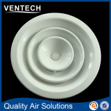 Air Conditioning Ceiling Round Diffuser, Air Vent Circular Ceiling Diffuser
