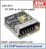Meanwell Mean Well 5V 50W AC DC Power Supply Lrs-50-5 Similar to Nes-50-5