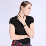 Wholesale Fashion Adjustable Braided Beaded Leather Bracelet Jewelry