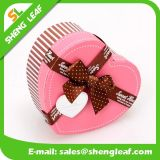 Hot Sale Love Shape Delicate Printing Paper Gift Box (SLF-PB025)