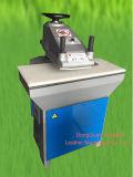 PVC/TPR Plastic / Leather Cutting Machine Shoe Making Machine (GSB-2C/20)