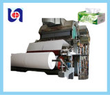 Small Scale Toilet Roll Making Machine, Waste Paper Recycling Machine