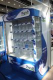 Supermarket Beverage Display Case Refrigerated Showcase for Drink