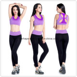 High Quality Women Gym Wear Running Bra Fitness Pants
