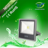 10W 630lm LED Flood Light with RoHS CE SAA UL