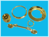 Jewelry Box Hardware Hook with CNC Machining Die Casting