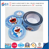 Round Shaped Series Biscuit Cookie Food Container