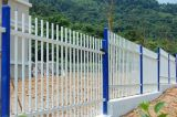 Assembled Iron Metal Aluminium Commercial Factory Guard Tubular Fencing