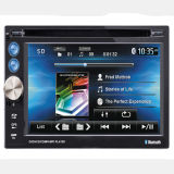 New Universal 6.2inch 2 DIN Car MP3/DVD Player