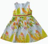 Hot Sale Girl Dress in Fashion Children Clothing (SQD-115)
