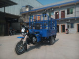 High Box Three Wheel Motor Rickshaw