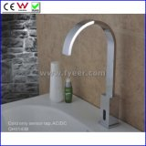 High Quality Solid Brass Cold Only Automatic Sensor Faucet (QH0143B)