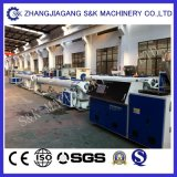 for Cold and Hot Water 20-160mm Plastic PPR Pipe Extruder Machine