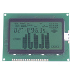Flow Meter Screen Module LCD Display