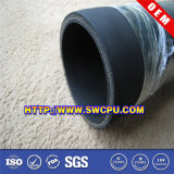 Custom Size Rubber Round Shape Dredge Pipe / Exhaust Pipe