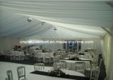 Romantic Marquee Wedding Party Tent Lining Fabric