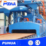Ce Roller Conveyor Steel Structure Shot Blast Cleaning Equipment Price