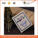 Customized Wholesale Fabric Textile Design Woven Cloth Label for Printing