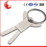Zinc Alloy Custom Design Metal Bottle Opener Keychain