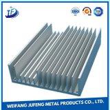 OEM Aluminum Punching/Weding/Stamping Aluminum Profile Cooling Fin Radiator