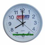Promotional Plastic Decorative Silent Quartz Wall Clock